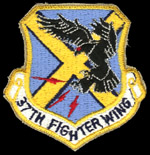[37th FW Patch.(Webmaster's Private Collection)]