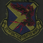 [Subdued 37th TFW Patch.(Webmaster's Private Collection)]