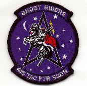 [416th 'Ghostriders' TFS Patch.()]