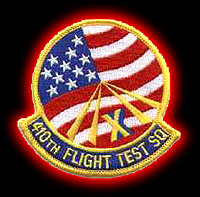 [410th FlTS Patch.]
