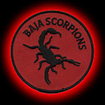 [Baja Scoripon Patch.]