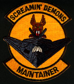 [7th FS Maintainer 'Friday' patch. (Webmaster's Private Collection)]