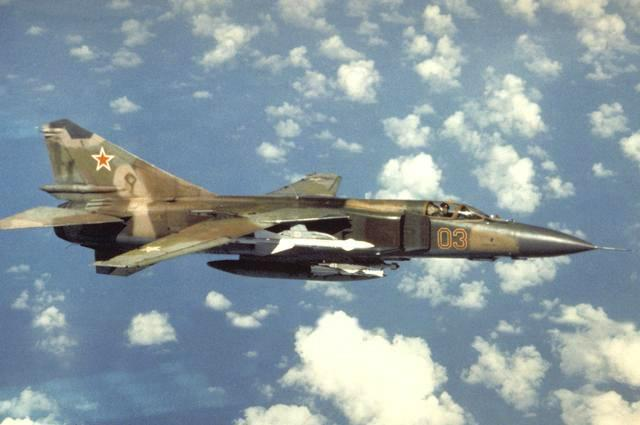 [USSR Air Force Mig-23.()]