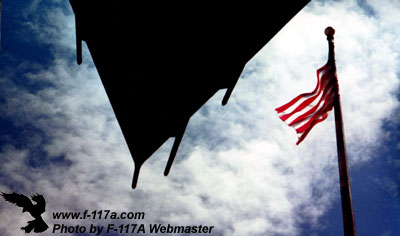 [#785 dedicated to Ben Rich at the Skunk Works. (F-117A Webmaster)]