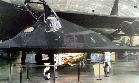[IMAGE] FSD-2 as displayed at the USAF Museum at Wright Patterson AFB. (Unknown)