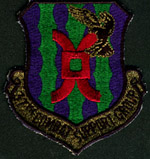 [37th Combat Support Group patch. (Webmaster's private collection)]