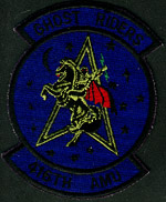 [416th Aircraft Maintenance Unit patch. (Webmaster's private collection)]