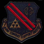 [4450th Support Group patch. ()]