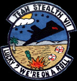 [Team Stealth VII patch.()]