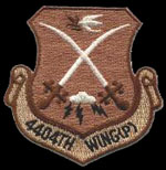 [4404th WIng (P) patch. ()]