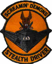 [7th FS Friday Patch. (Webmaster's Private Collection)]